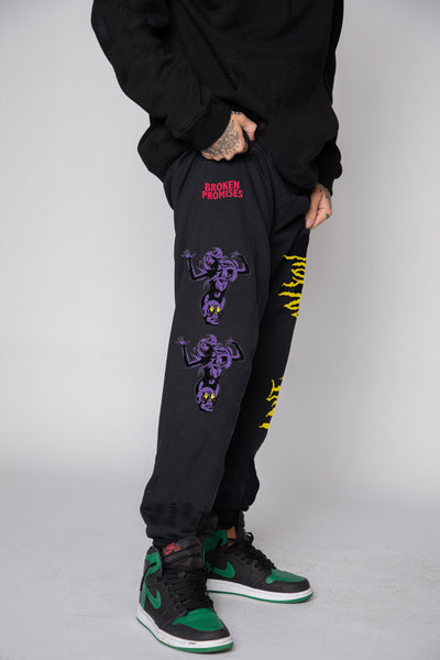 Voodoo Sweatpants Black