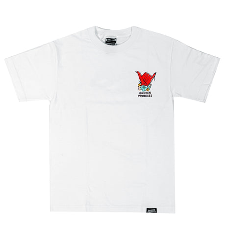 Aloha From Hell Tee White