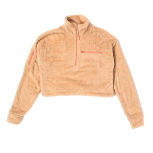 Sand Crop 1/2 Zip Do Better Pullover