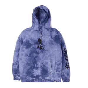 Do Better Washed Hoodie Purple