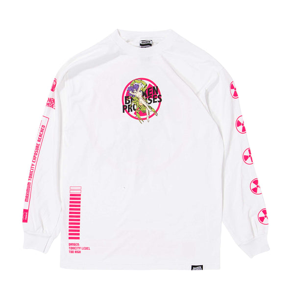 Emotional Meltdown L/S White