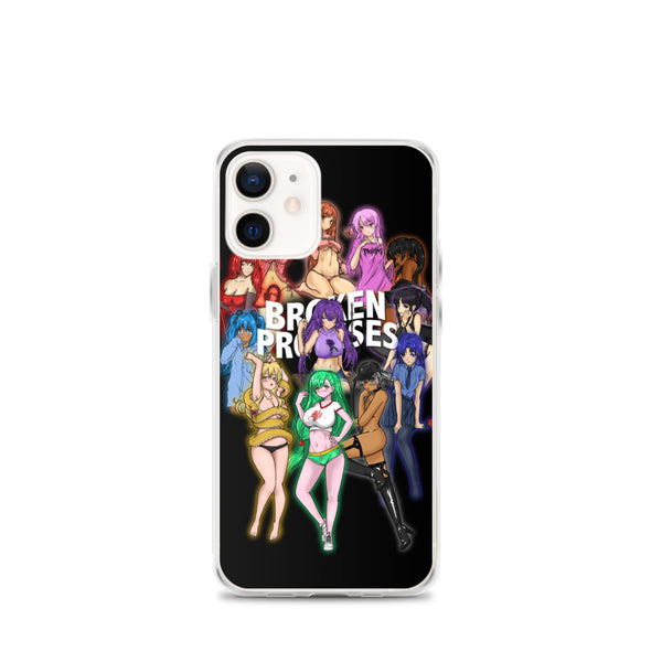 Feels Anime iPhone Case
