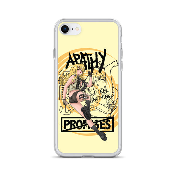 Apathy Cobra Punch iPhone Case