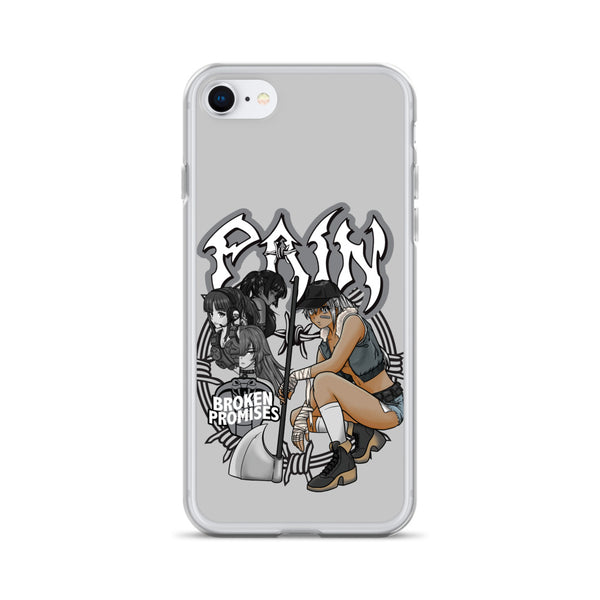 Player vs Pain iPhone Case