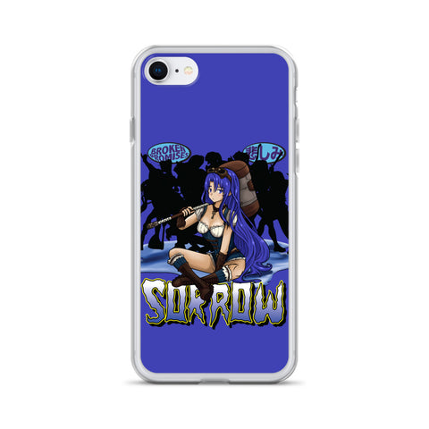 Single Player Sorrow iPhone Case