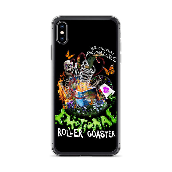 Hell of a Ride iPhone Case