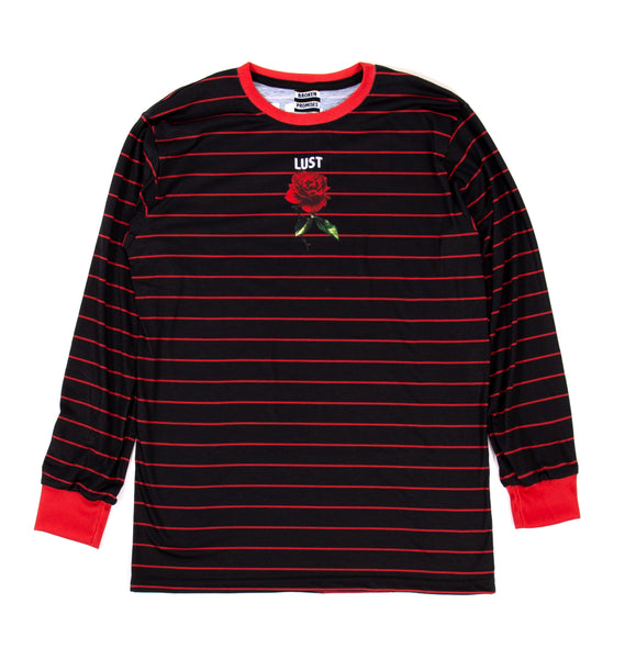 Lust Striped L/S Tee
