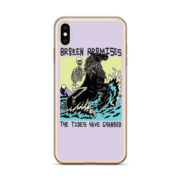 Tides Have Changed iPhone Case