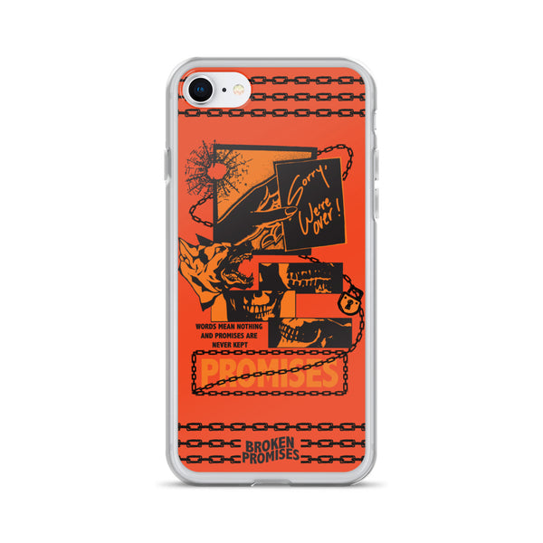 Cruel World iPhone Case