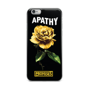 Apathy iPhone Case