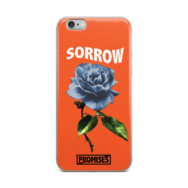 Sorrow iPhone Case