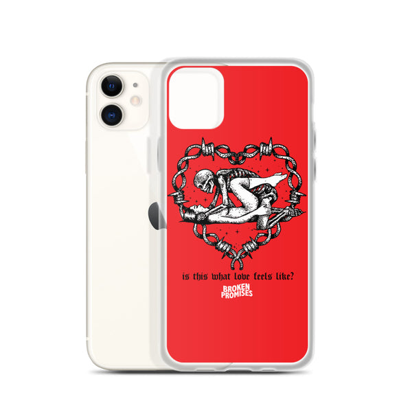 Feels iPhone Case
