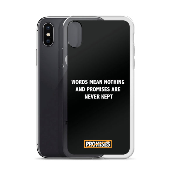 The Motto iPhone Case