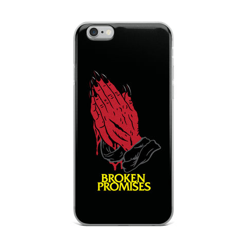 Violation iPhone Case