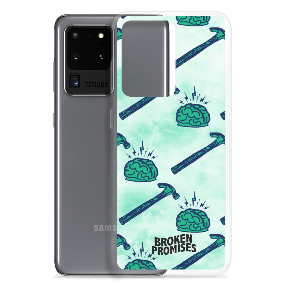 Brain Waves Samsung Case