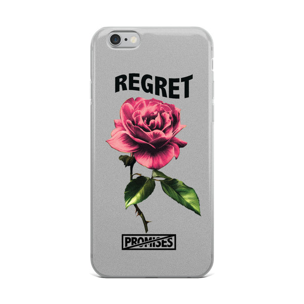 Regret iPhone Case