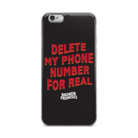 On Call iPhone Case