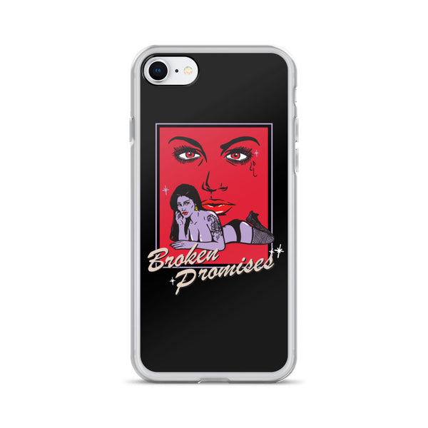 Lucy iPhone Case
