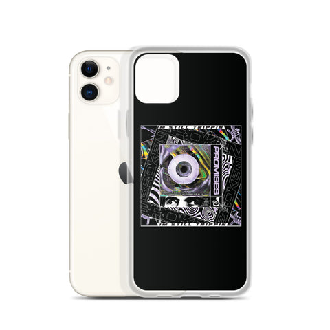 Paranoia iPhone Case