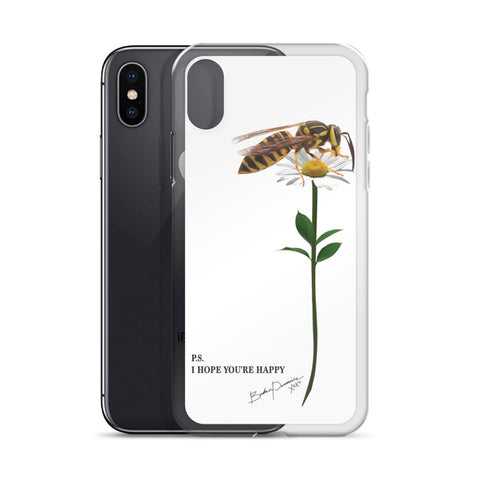 Post Script iPhone Case