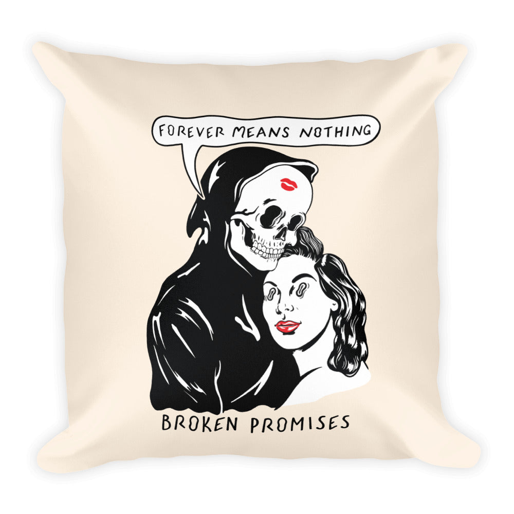 Last Kiss Pillow