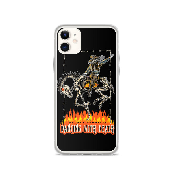 Coffinhead iPhone Case