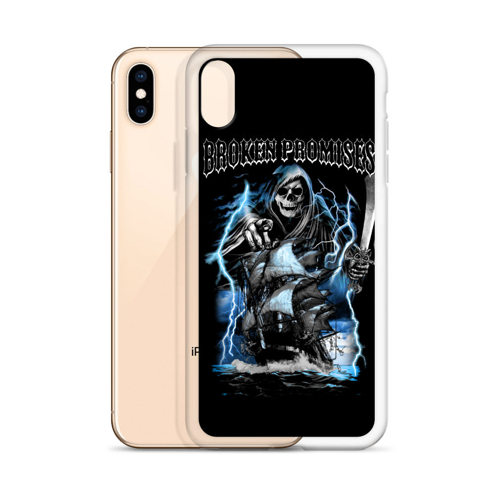 Abandon Ship iPhone Case
