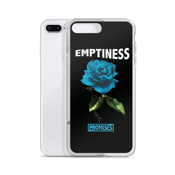 Emptiness iPhone Case