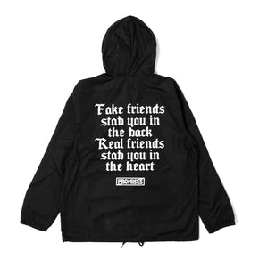 We Ain't Homies Bonded Rainslick Jacket