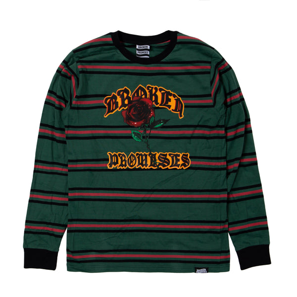 Sad But True Stripe L/S