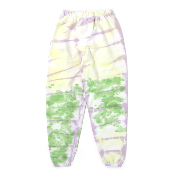 Spaced Out Tie Dye Sweatpants