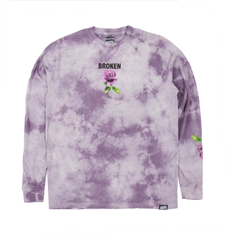 Thornless Purple Crystal Wash Girls L/S