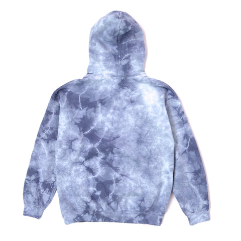 Thornless Grey Wash Hoodie