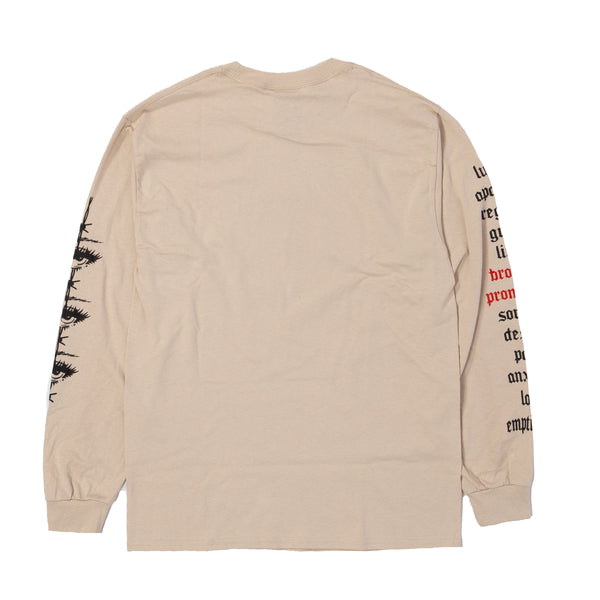 Wired L/S Sand