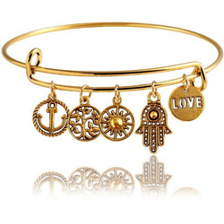 Bangles Best  Friends Pendant