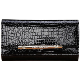 High Quality Crocodile Trendy Clutch