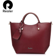 REALER Fashion Big handbag