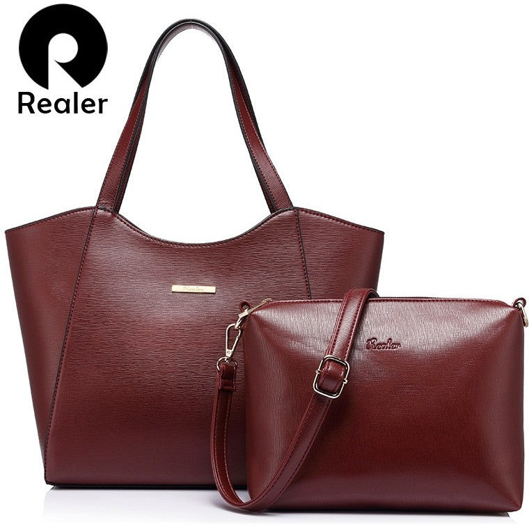 Hight Quality Women Handbag with Casual Messenger Bag