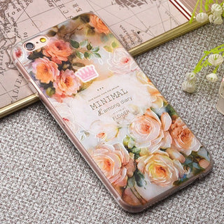 3D Soft Silicone case for Apple Iphone 7 / 7 plus