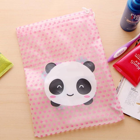 Makeup Cosmetic Bags or Toothbrush Pouch Organizer