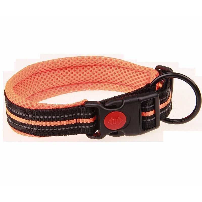 Soft Foam Dog reflective collar set for Chihuahuas and Puppies