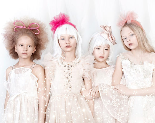 Australia's newest destination for luxury children headwear
