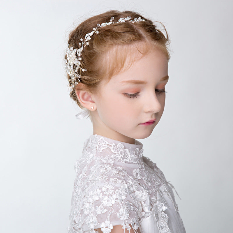 *NEW* Crystal Floret Circlet Headband