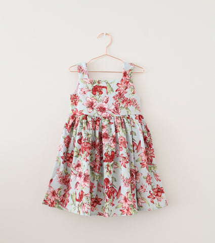 Sorrento Dress - White