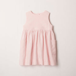 Lucille Dress in Blush