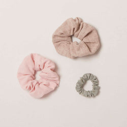 Scrunchie in Linen