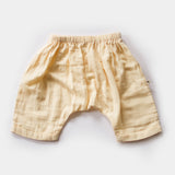 Harem Shorts in Dairy