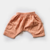 Harem Shorts in Clay