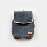Knapsack in Pacific Waxed Canvas