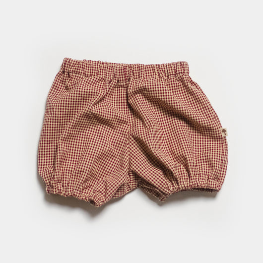 Berry Gingham Bloomers